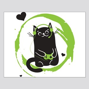 Gamer Cat Posters