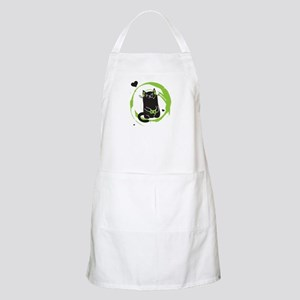 Gamer Cat Apron
