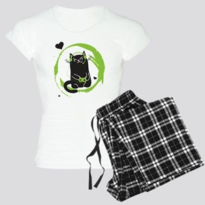 Gamer Cat Women'S Light Pajamas