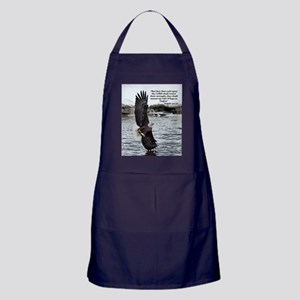 Wide Winged Wonder Apron (dark)
