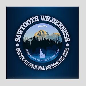 Sawtooth Wilderness Tile Coaster