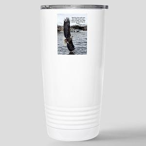 Wide Winged Wonder Travel Mug