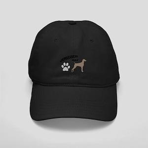 Weimaraners Rule Black Cap