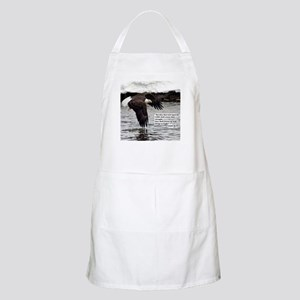 Wings of Eagles with Isaiah 40:31 Apron
