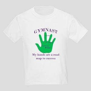 Gymnast Road Map T-Shirt