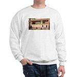 More Cell Phone Charges Sweatshirt