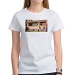 More Cell Phone Charges Women's T-Shirt