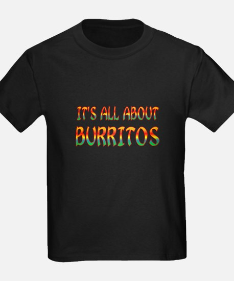 All About Burritos T