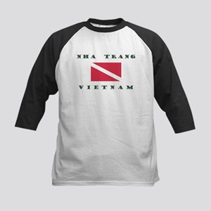 Nha Trang Vietnam Dive Baseball Jersey
