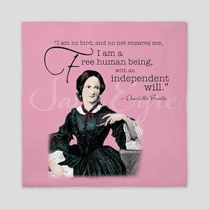 Charlotte Bronte Queen Duvet