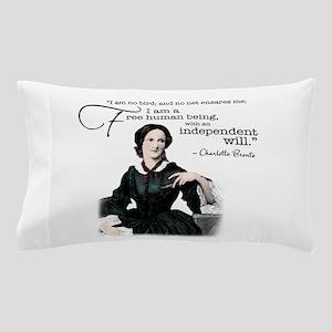 Charlotte Bronte Pillow Case