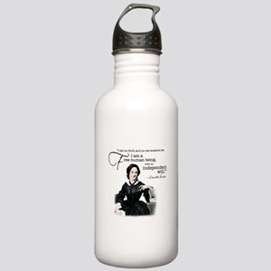 Charlotte Bronte Water Bottle