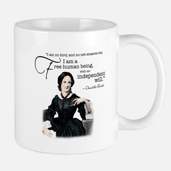 Charlotte Bronte Mugs