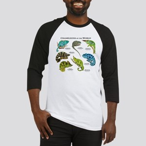 Chameleons of the World Baseball Jersey