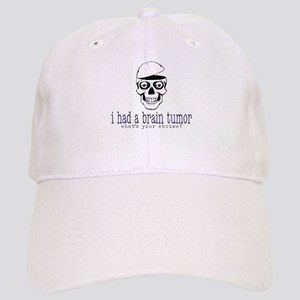 Brain Tumor Excuse Baseball Cap