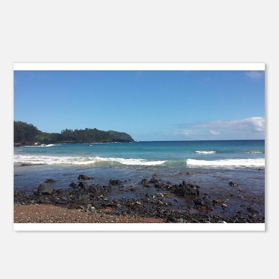 Koki Beach Postcards (Package of 8)