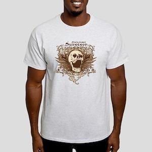 Brain Tumor Survivor Light Light T-Shirt