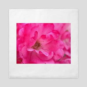 Pinks Romance Queen Duvet