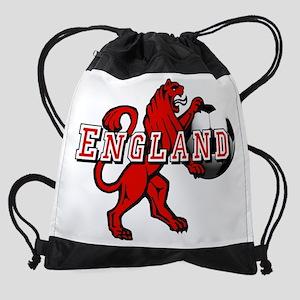 England Football Lion Drawstring Bag