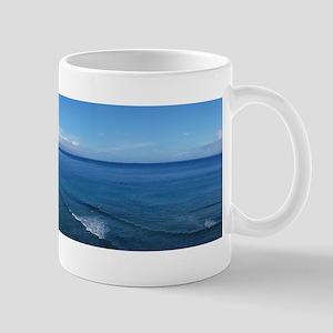 Maui Island View Mugs