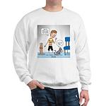 Tinkles Scratching Post Sweatshirt