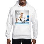 Tinkles Scratching Post Hooded Sweatshirt