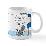Tinkles Scratching Post Mug