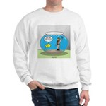 Fishbowl Hard Hat Diver Sweatshirt
