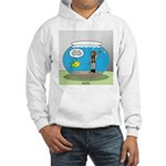 Fishbowl Hard Hat Diver Hooded Sweatshirt