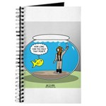 Fishbowl Hard Hat Diver Journal