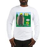 Problem Bears of Wisconsin Long Sleeve T-Shirt