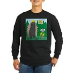 Problem Bears of Wisconsi Long Sleeve Dark T-Shirt