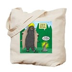 Problem Bears of Wisconsin Tote Bag