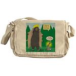 Problem Bears of Wisconsin Messenger Bag
