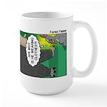 Problem Bears of Wisconsin Large Mug