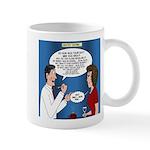 Dentist Dating Mug