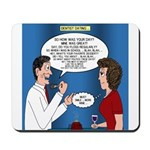 Dentist Dating Mousepad