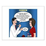 Dentist Dating Small Poster