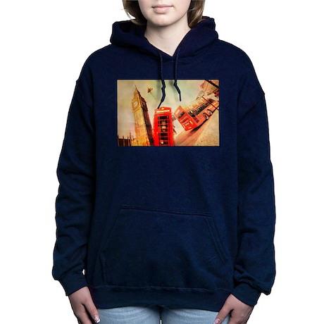 I love London Hooded Sweatshirt
