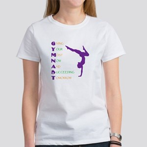 Gymnast Success Women's T-Shirt