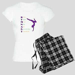 Gymnast Success Women's Light Pajamas