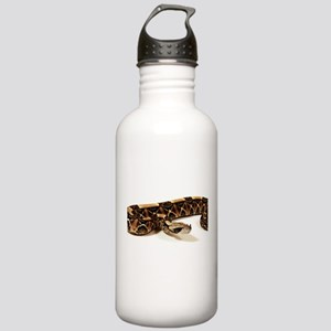 Bitis Gabonica Viper Water Bottle