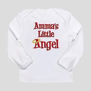 Ammas Little Angel Long Sleeve T-Shirt