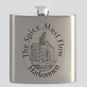 The Spice Must Flow Flask