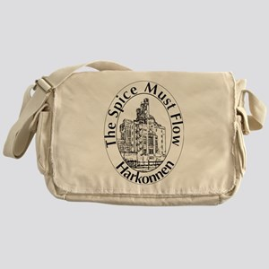 The Spice Must Flow Messenger Bag