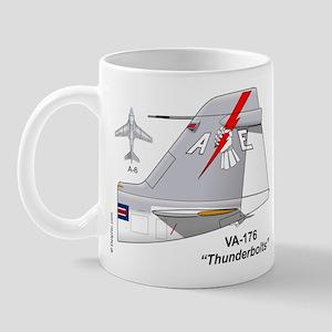 A-6 Intruder Va-176 Thunderbolts Mug
