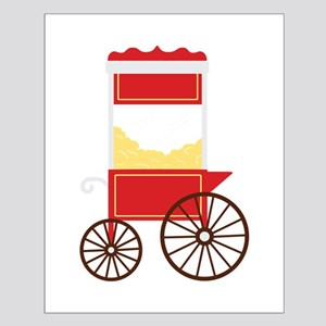 Popcorn Cart Posters