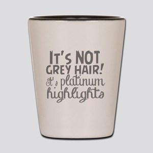 Grey Hair Humor Funny Platninum Highlights Jokes G Hobbies Shot