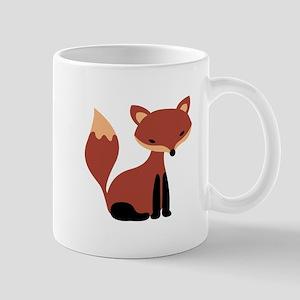Fox Animal Mugs