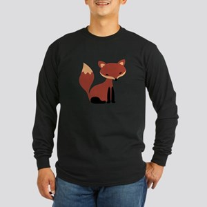 Fox Animal Long Sleeve T-Shirt